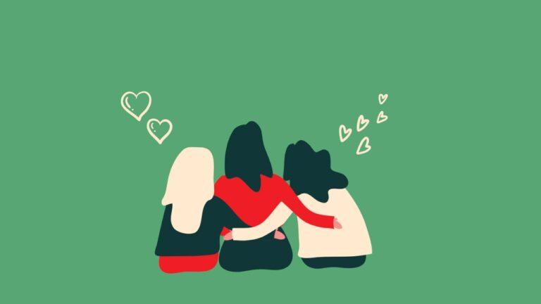 Ilustrasi artikel Empati dalam Kelas Online Love Myself to Love My Sister (LMSTLMS)