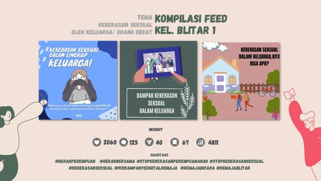 Infografis Hasil Kampanye Peserta