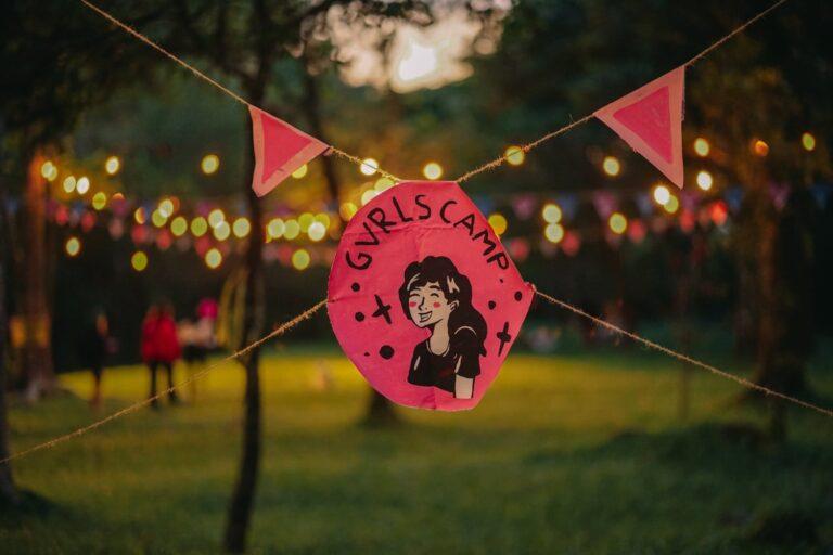 Acara Gvrls Camp 2020